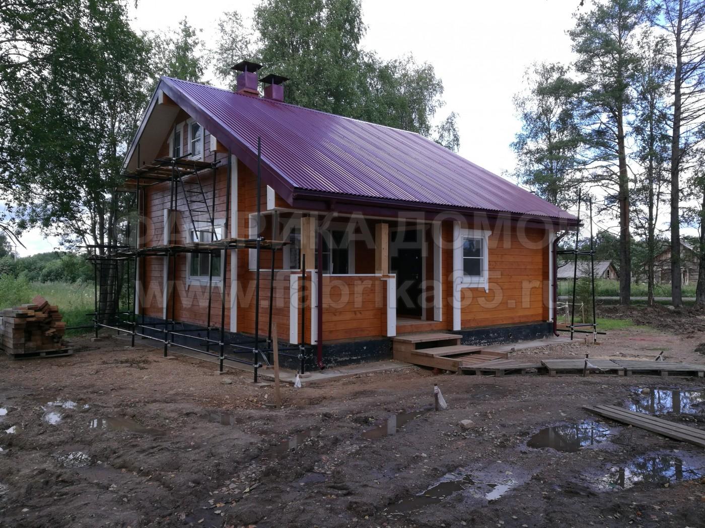 Ростверковый фундамент под ключ Щелковский район