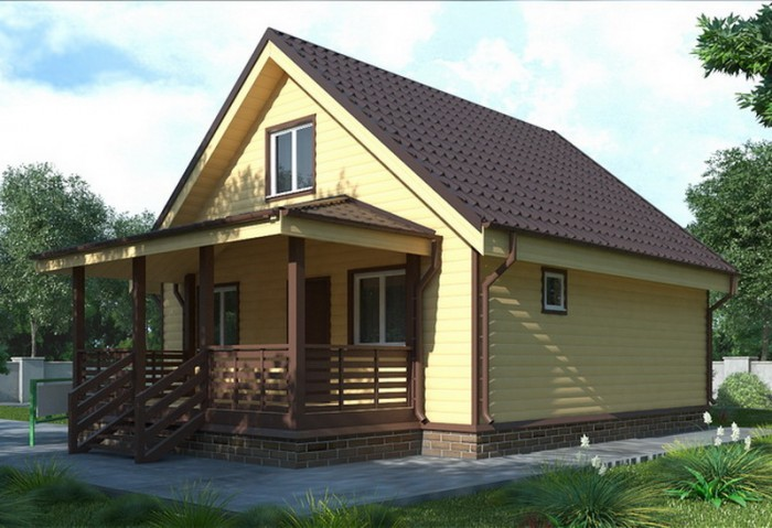 Xb2 Проект современного таунхауса, купить проект дома на